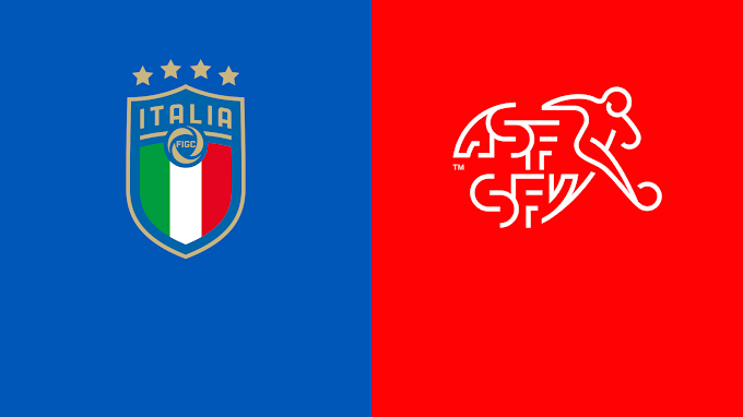 مشاهدة مباراة ايطاليا و سويسرا بث مباشر