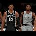 NBA 2K21 San Antonio Spurs Jersey Pack By Pinoy21