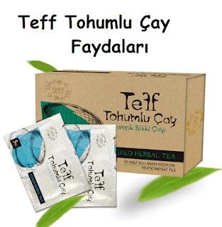 Teff Tohumlu Çay Faydaları