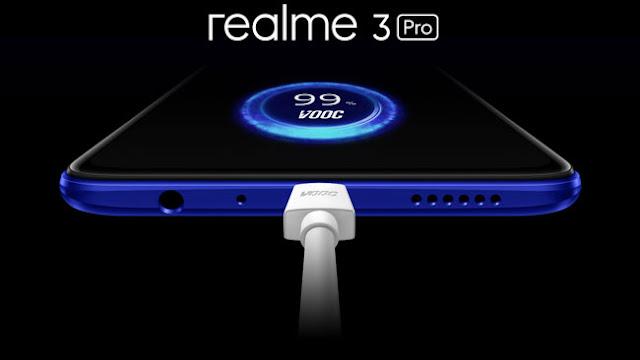 Spesifikasi Lengkap Realme 3 Pro dan Harganya