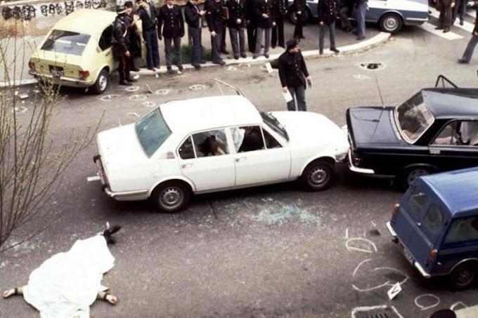 Roma 16 marzo 1978, in via Fani inizia il Caso Moro