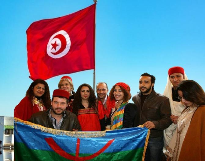 امازيغ تونس amazigh tunisie