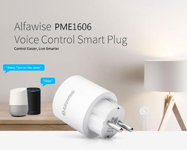 The New Alfawise PME1606 WiFi Smart Plug