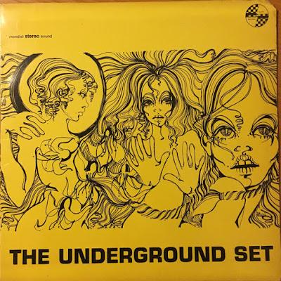 Musica serie 33 giri : Underground Set – Underground set (1970)