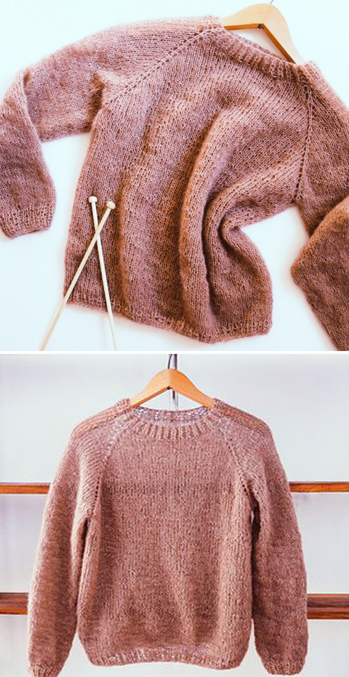 Airy Essential - Free Knitting Pattern