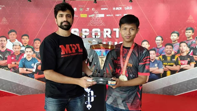 Team Vietnam Menjadi Juara pada Turnamen Free Fire Piala Presiden 2020