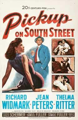 Pickup on South Street (1953)
