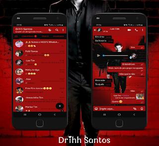 Lucifer Men Theme For YOWhatsApp & Fouad WhatsApp By Driih Santos