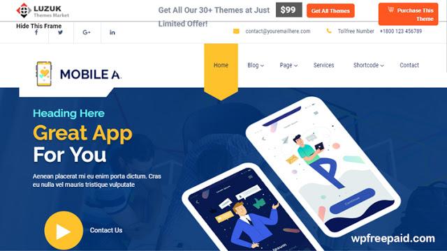 Multi Mobile app