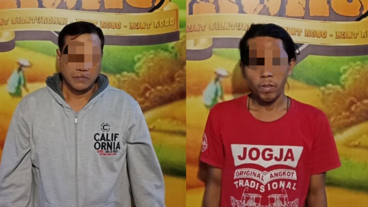 Polres Lumajang Tangkap Dua Pengedar Okerbaya