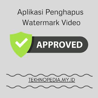 Aplikasi Penghapus Watermark Video