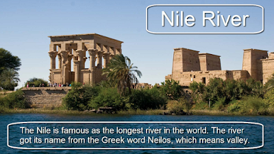 Nile River Definition