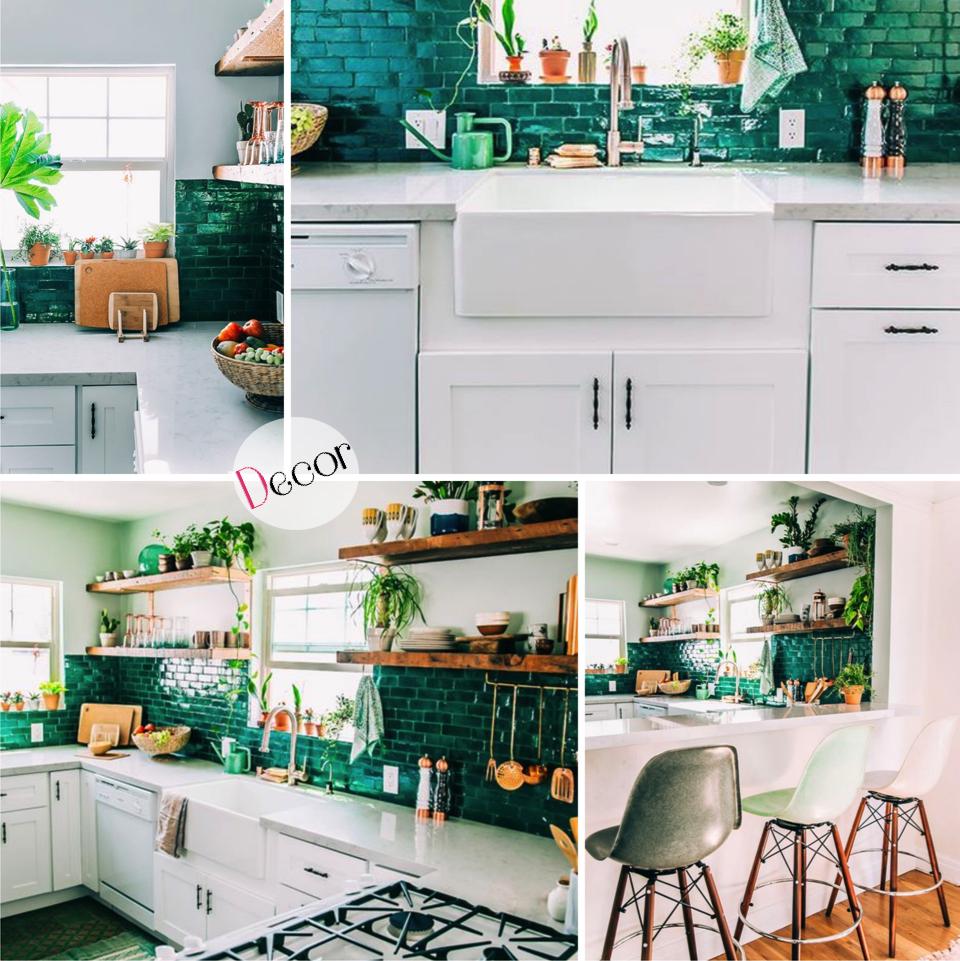 Decoraci n plantas en la cocina el mundo de aia - Plantas en la cocina ...
