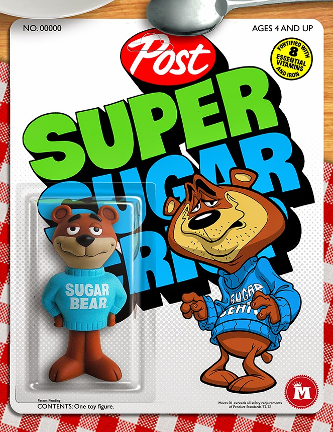 Cereal Mascot Action Figures Would Have Been Totally Rad