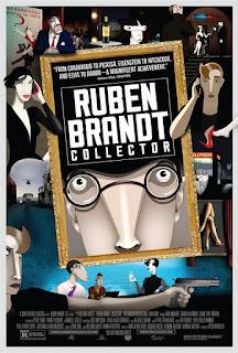 Ruben Brandt, O Colecionador - Legendado