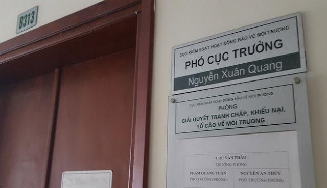 Trưởng đoàn thanh tra Bộ Tài nguyên bị mất 400 triệu trong khách sạn