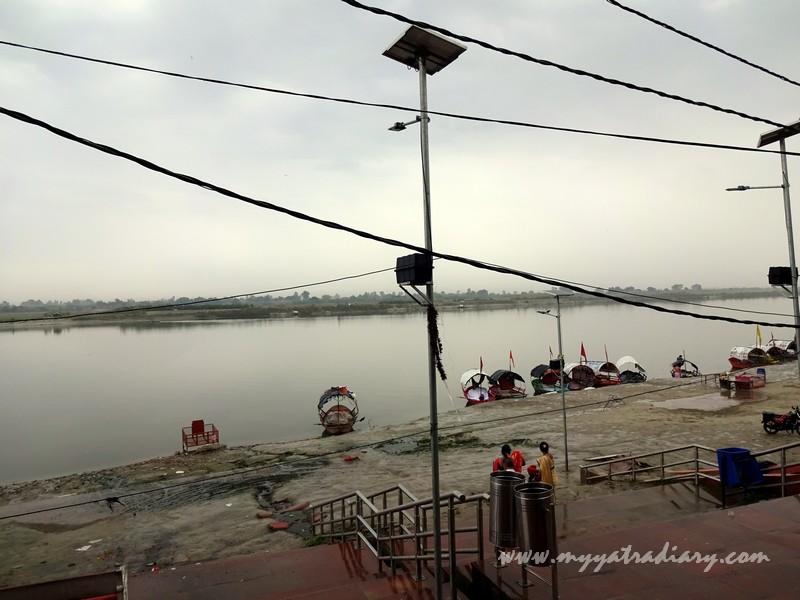 Parmat Ganga Ghat Anandeshwar Mahadeo Mandir Kanpur, Uttar Pradesh