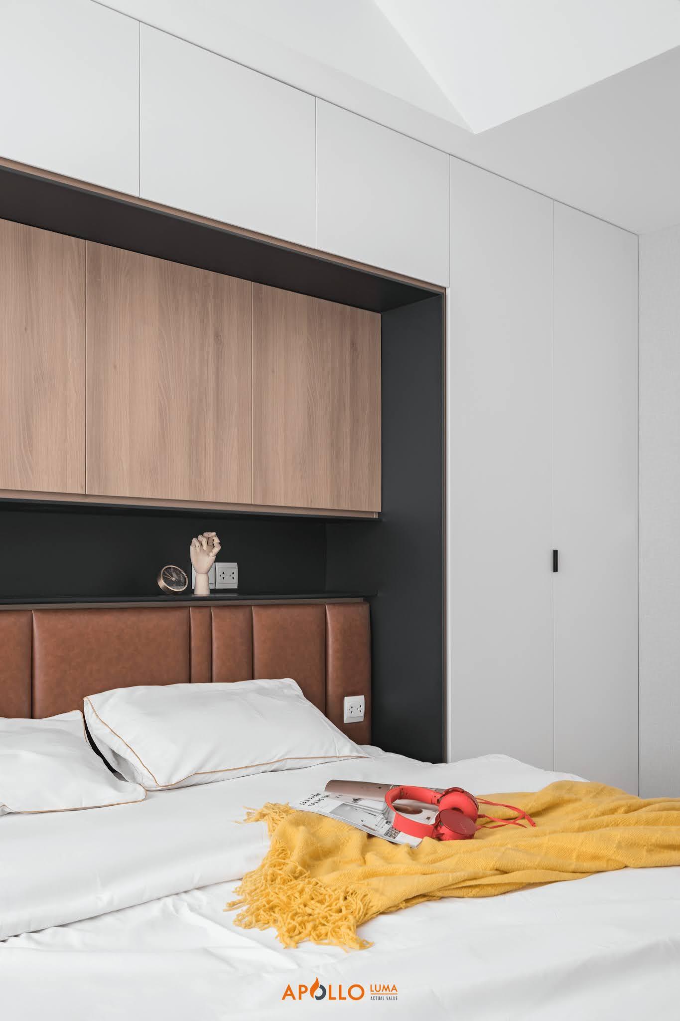 Hình ảnh nội thất thực tế căn hộ 3PN (84m2) D'.Capital Trần Duy Hưng