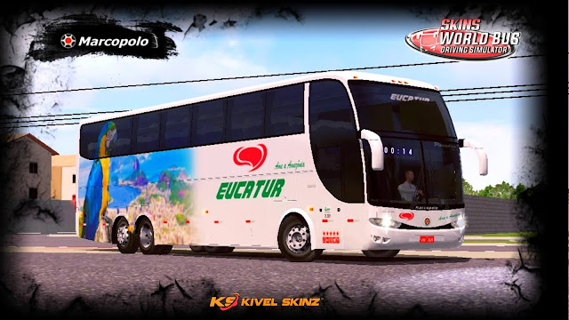 PARADISO G6 1550 LD - VIAÇÃO EUCATUR ARARA