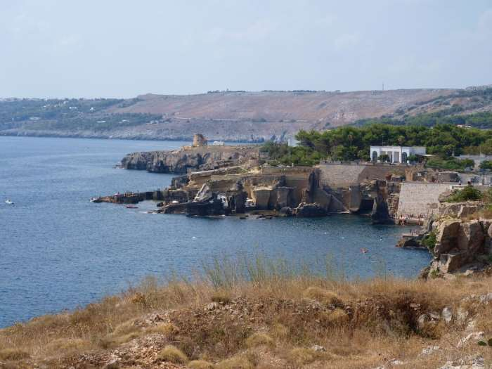 Spiagge Santa Cesarea Terme