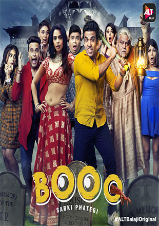 Booo: Sabki Phategi 2019 Complete Hindi ALTBALAji Series Download HDRip 720p