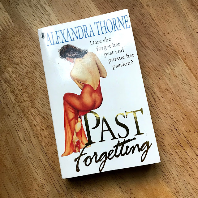 I Searched For This Book For Over 20 Years : Typecast //Past Forgetting by Alexandra Thorne