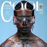 Jonzu Jones celebra en portada doble el noveno aniversario de Cool Korea Magazine