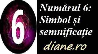 Cifra 6: Simbol și semnificație