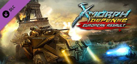 X-Morph Defense European Assault