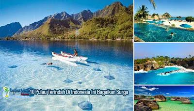 Pulau Terindah Di Indonesia