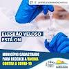 """Elesbão Veloso receberá a Coronavac, vacina contra a Covid-19; secretário de saúde Neto Barbosa fala sobre estratégias para imunização: """"estamos nos preparando"""""""