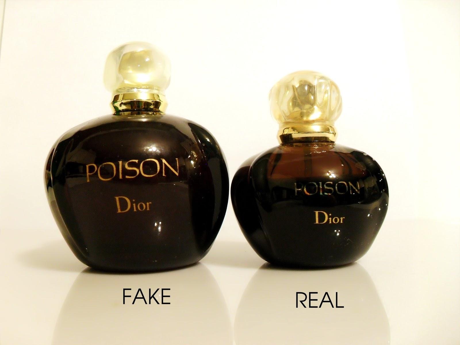 I Hate Fake Perfume Fake Poison Perfumes By Christian Dior