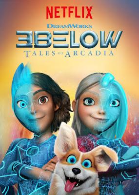 Tales Of Arcadia 3Below (TV Series) S02 Custom HD Dual Latino 5.1 2DVD