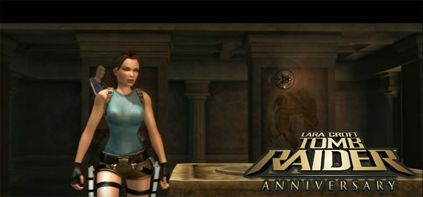 Tomb Raider Anniversary Screenshot 3
