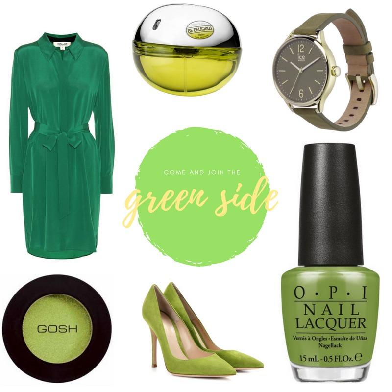 Greenery Wishlist