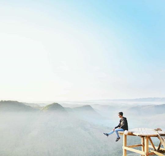 Wisata Bukit Panguk Kediwung Dlingo
