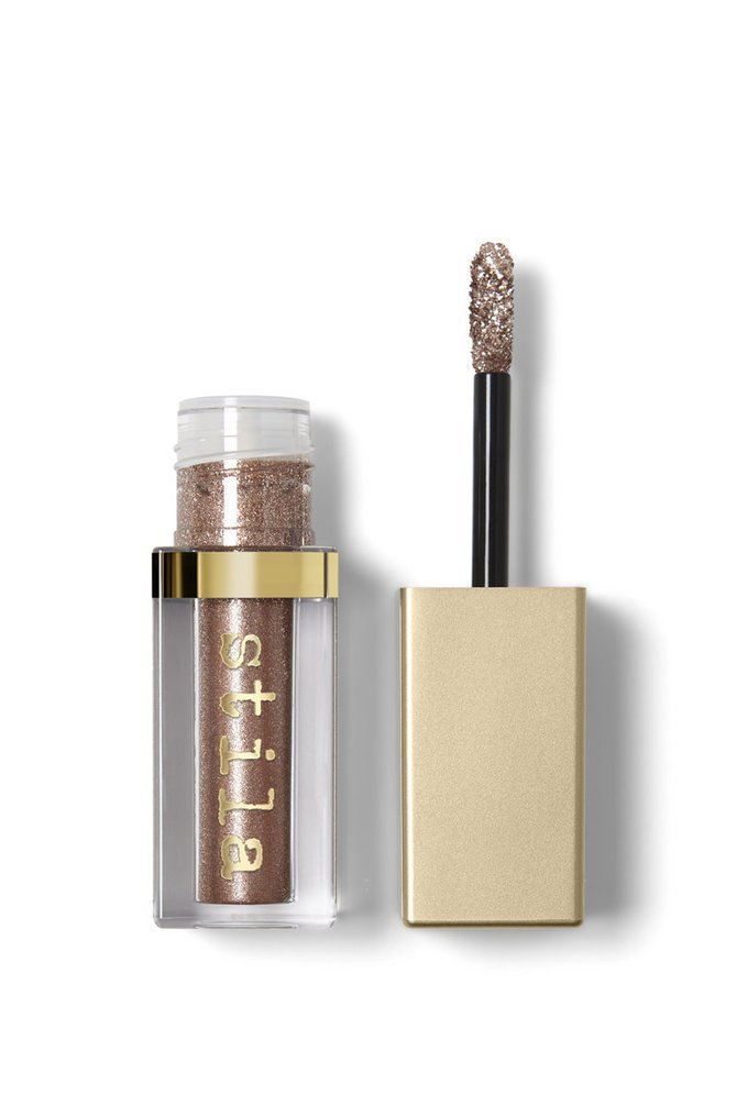 7f2223de01a I'm obsessed with the Stila Magnificent Metals Glitter & Glow Liquid  eyeshadow.