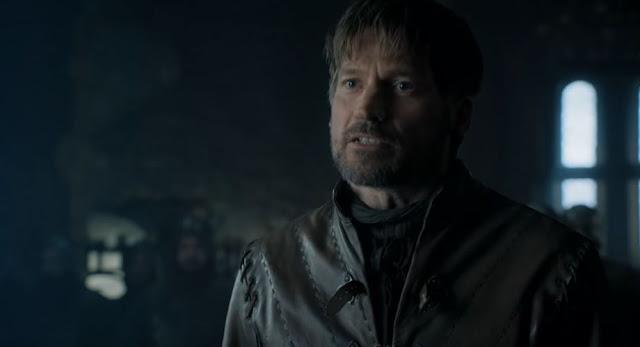 Jaime Lanister trailer ultima temporada juego de tronos