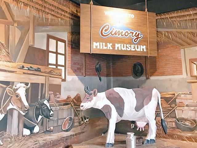 Cimory Dairyland & Resto