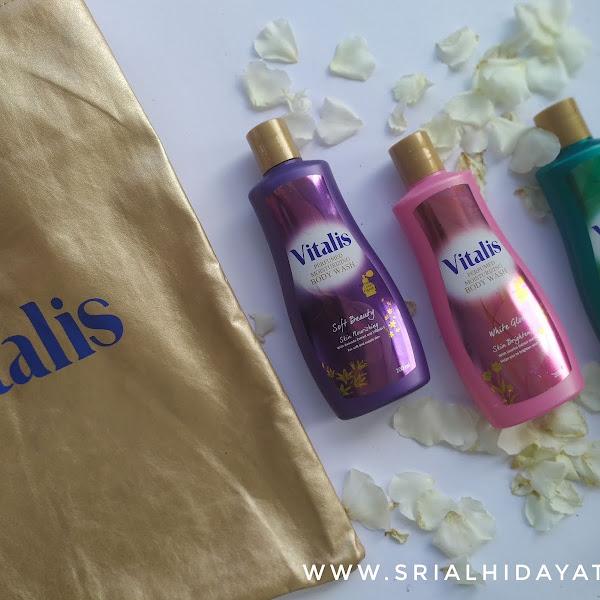 Tampil Cantik dan Segar dengan Vitalis Perfumed Moisturizing Body Wash