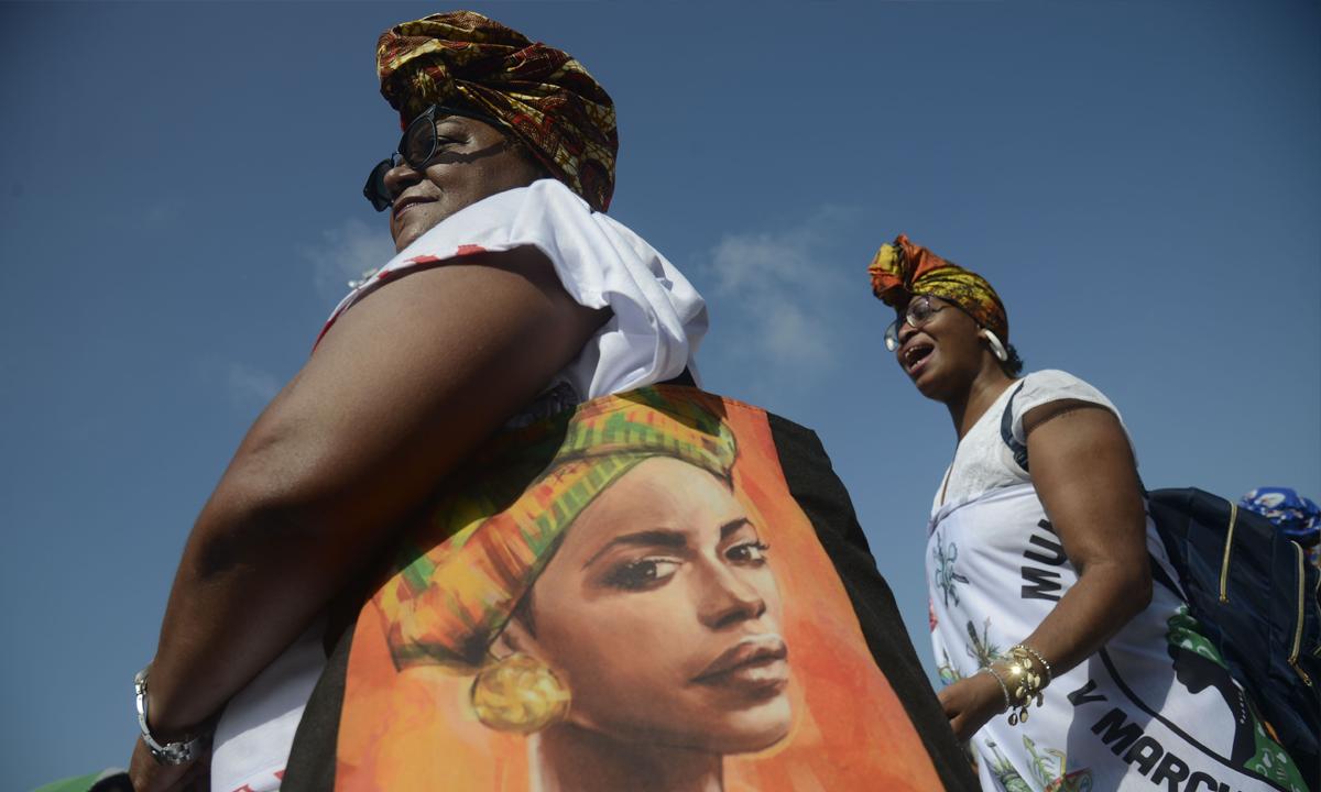 Diferencia salarial hombres y mujeres en Brasil