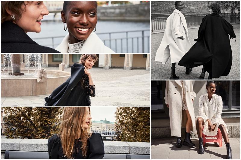 H&M Sonbahar 2020 koleksiyonunda, geri dönüştürülmüş malzemeler