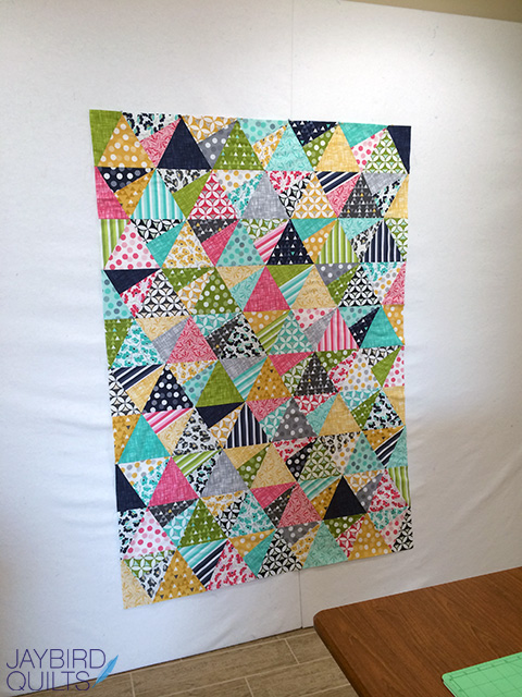 Stereo Pieced Quilt Back Tutorial Jaybird Quilts