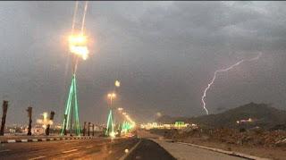 Badai di Gurun Arafah