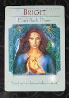 Brigit from The Goddess Guidance Oracle