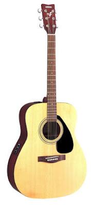 Đàn Guitar Acoustic điện Yamaha FX310A