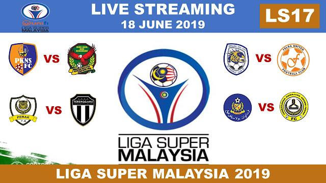Live Streaming Liga Super Malaysia