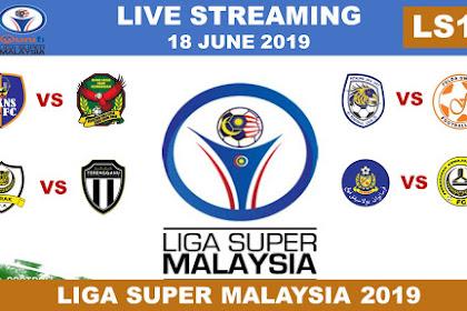 Live Streaming PKNS Vs Kedah Liga Super Malaysia 18 June 2019 #LS17