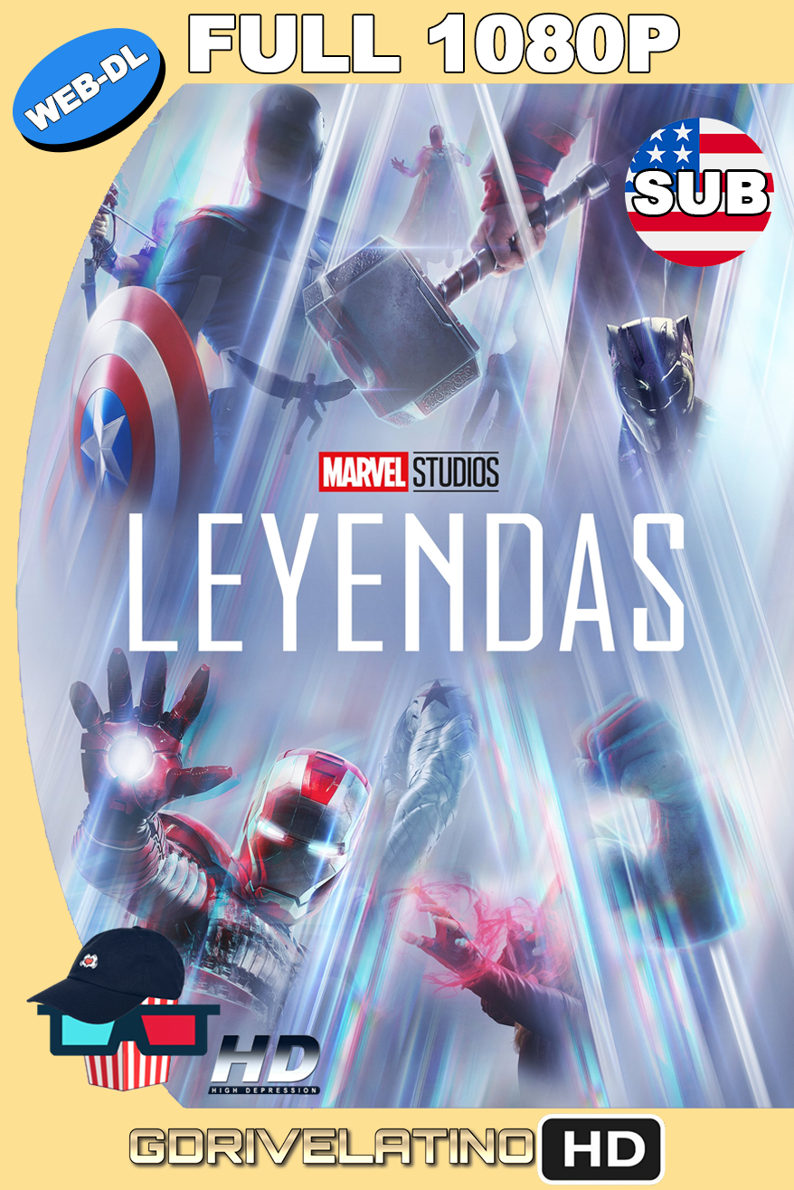 Marvel Studios: Legends (2021) DSNY+ Temporada 01 [06/06] WEB-DL 1080p SUBTITULADO MKV