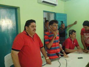 Chapa Nado Mendes e Roberto Oliveira tem 90% de chance de acontecer, afirma petista